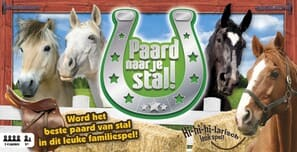 PAARD NAAR JE STAL SPEL | BudgetRuitershop.nl