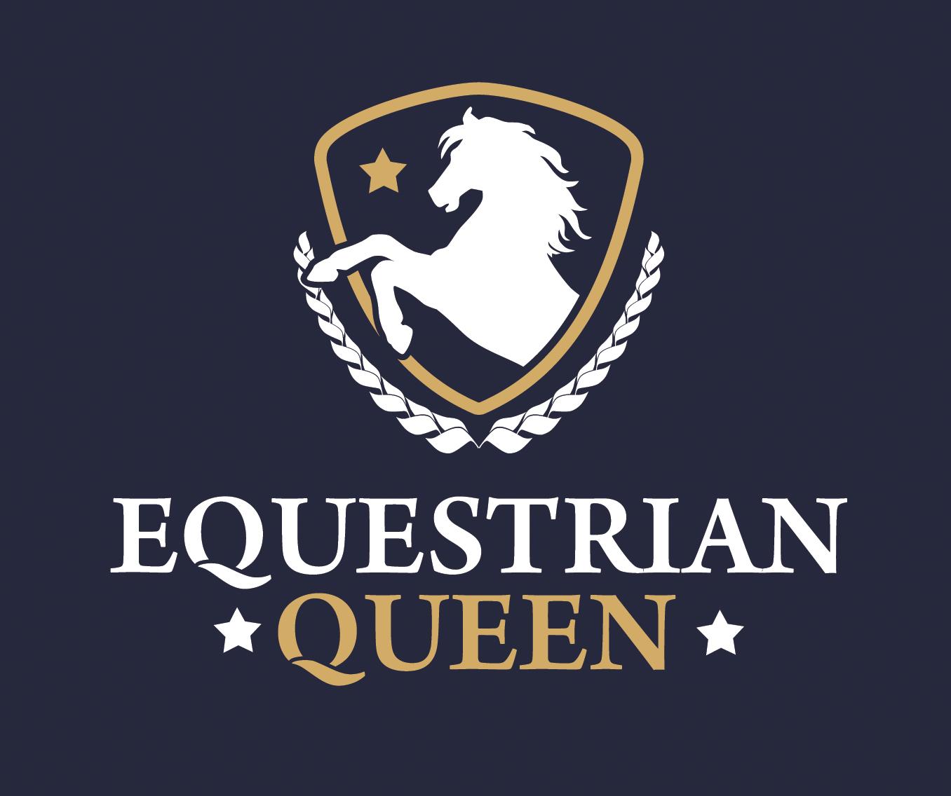 Logo EQUESTRIAN QUEEN - BudgetRuitershop.nl
