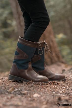 Waarom de Horka Greenwich Outdoor laarzen voor dames en heren?