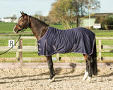 Harry's Horse Zomerdeken polycotton NAVY