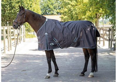 Harry's Horse Deken Thor Ebony, 0grams, TC lining