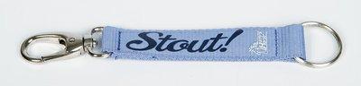 Harry's Horse Sleutelhanger STOUT! Blue